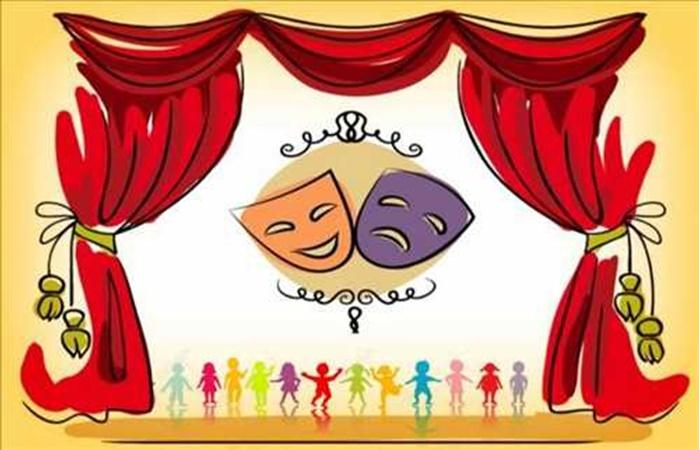 Risultato immagini per teatro infanzia immagini